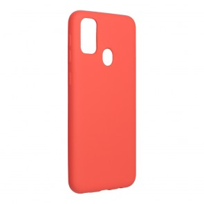 Forcell SILICONE LITE Case for SAMSUNG Galaxy M21 pink
