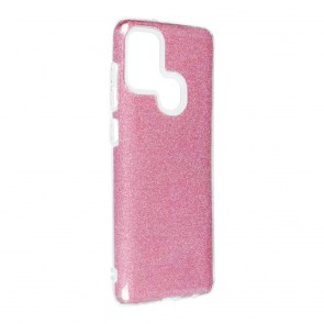Forcell SHINING Case for SAMSUNG Galaxy A21S pink