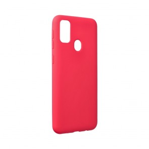 Forcell SOFT Case for SAMSUNG Galaxy M21 red