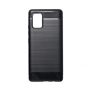 Forcell CARBON Case for SAMSUNG Galaxy A71 5G black