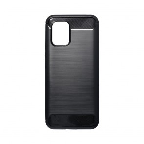 Forcell CARBON Case for XIAOMI Mi 10 Lite black