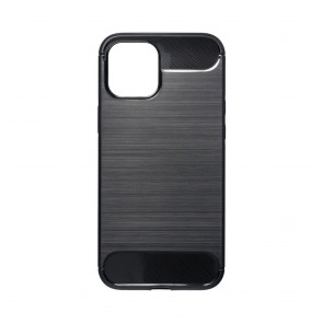 Forcell CARBON Case for IPHONE 12 PRO MAX black