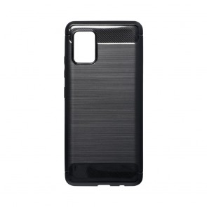 Forcell CARBON Case for SAMSUNG Galaxy A51 5G black