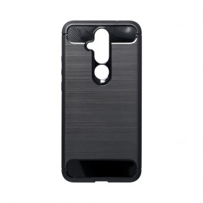 Forcell CARBON Case for NOKIA 6.2 / 7.2 black