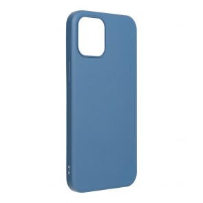 Forcell SILICONE LITE Case for IPHONE 12 PRO MAX blue