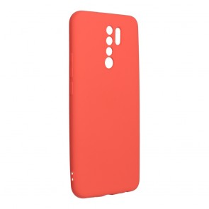 Forcell SILICONE LITE Case for XIAOMI Redmi 9 pink