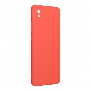 Forcell SILICONE LITE Case for XIAOMI Redmi 9A / 9AT pink