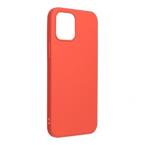 Forcell SILICONE LITE Case for IPHONE 12 PRO MAX pink
