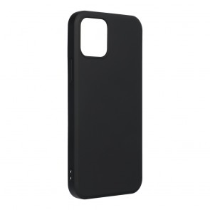 Forcell SILICONE LITE Case for IPHONE 12 / 12 PRO black