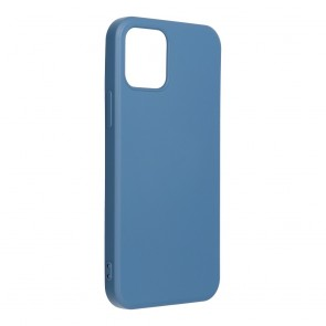 Forcell SILICONE LITE Case for IPHONE 12 / 12 PRO blue