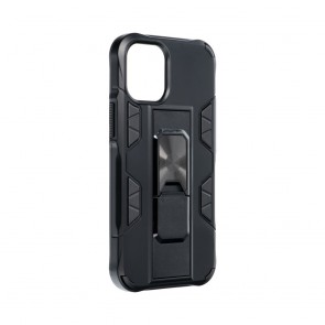 Forcell DEFENDER Case for IPHONE 12 MINI black