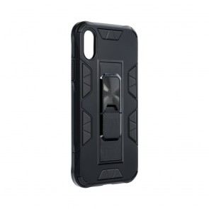 Forcell DEFENDER Case for IPHONE X / XS black