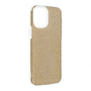 Forcell SHINING Case for IPHONE 12 MINI gold