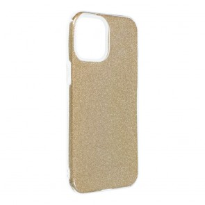 Forcell SHINING Case for IPHONE 12 PRO MAX gold