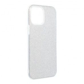 Forcell SHINING Case for IPHONE 12 PRO MAX silver