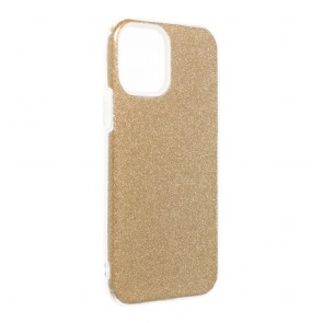 Forcell SHINING Case for IPHONE 12 / 12 PRO gold
