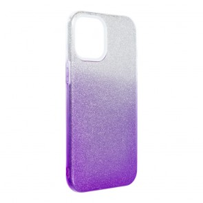 Forcell SHINING Case for IPHONE 12 PRO MAX clear/violet