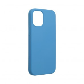 Forcell Silicone Case for IPHONE 12 MINI dark blue