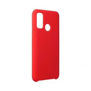 Forcell Silicone Case for HUAWEI P Smart 2020 red