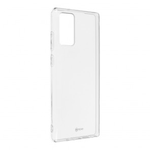 Jelly Case Roar - for Samsung Galaxy NOTE 20 transparent