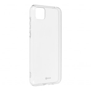 Jelly Case Roar - for Huawei Y5p transparent