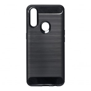 Forcell CARBON Case for OPPO A31 black