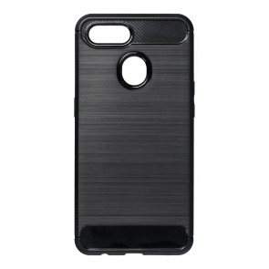 Forcell CARBON Case for OPPO A12 black
