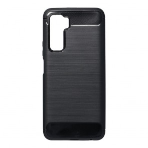 Forcell CARBON Case for HUAWEI P40 Lite 5G black