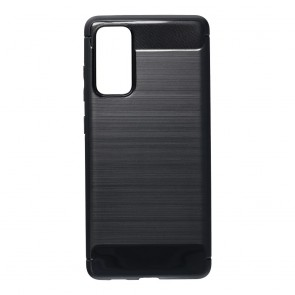 Forcell CARBON Case for SAMSUNG Galaxy S20 FE / S20 FE 5G black