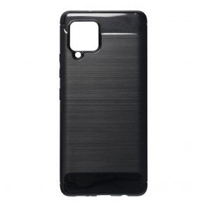 Forcell CARBON Case for SAMSUNG Galaxy A42 5G black