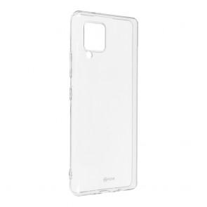 Jelly Case Roar - for Samsung Galaxy A42 5G transparent