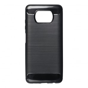 Forcell CARBON Case for XIAOMI POCO X3 black