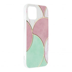 Forcell MARBLE COSMO Case for IPHONE 12 / 12 PRO design 05