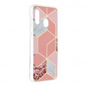 Forcell MARBLE COSMO Case for SAMSUNG A20E design 02