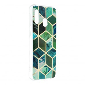 Forcell MARBLE COSMO Case for SAMSUNG A20E design 08