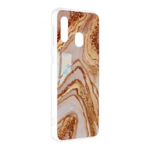 Forcell MARBLE COSMO Case for SAMSUNG A20E design 09