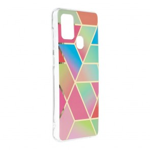 Forcell MARBLE COSMO Case for SAMSUNG A21S design 04