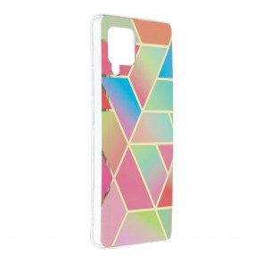 Forcell MARBLE COSMO Case for SAMSUNG A02S design 04