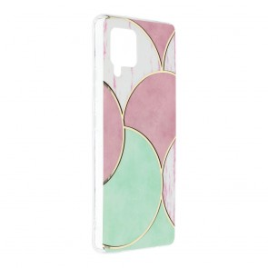 Forcell MARBLE COSMO Case for SAMSUNG A42 5G design 05