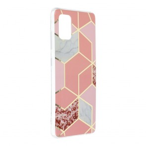 Forcell MARBLE COSMO Case for SAMSUNG A51 design 02
