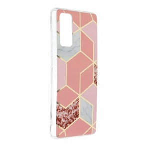 Forcell MARBLE COSMO Case for SAMSUNG S20 FE design 02