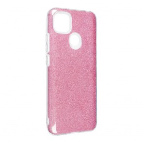 Forcell SHINING Case for XIAOMI Redmi 9C pink