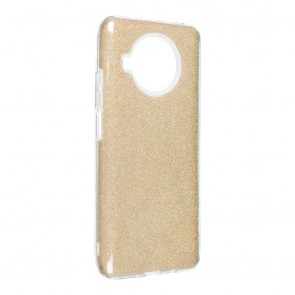 Forcell SHINING Case for XIAOMI Redmi Note 10 Pro / Redmi Note 10 Pro Max   gold