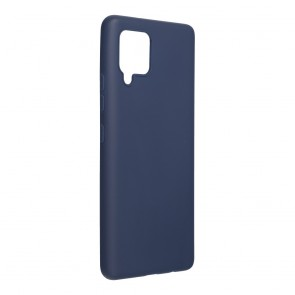 Forcell SOFT Case for SAMSUNG Galaxy A42 5G dark blue