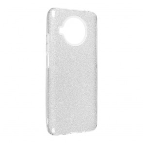 Forcell SHINING Case for XIAOMI Mi 10T Lite silver