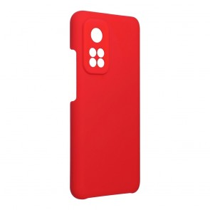 Forcell Silicone Case for Xiaomi Mi 10T 5G / Mi 10T Pro 5G red