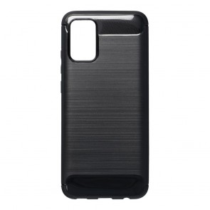 Forcell CARBON Case for SAMSUNG Galaxy A02s black