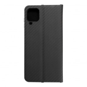 Forcell LUNA Book Carbon for SAMSUNG Galaxy A12 black