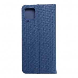 Forcell LUNA Book Carbon for SAMSUNG Galaxy A12 blue