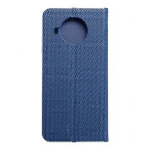 Forcell LUNA Book Carbon for Xiaomi Mi 10T Lite 5G blue